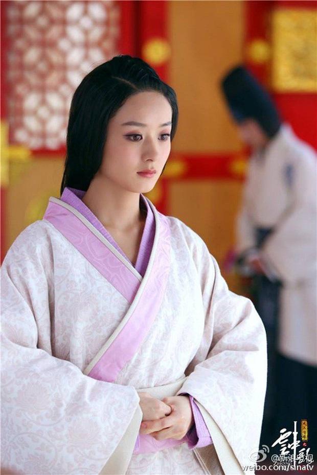 Khi mỹ nhân Cbiz sắm vai cameo: Dương Mịch, Triệu Lệ Dĩnh đẹp thần sầu khiến khán giả quên luôn cả nữ chính - Ảnh 5.