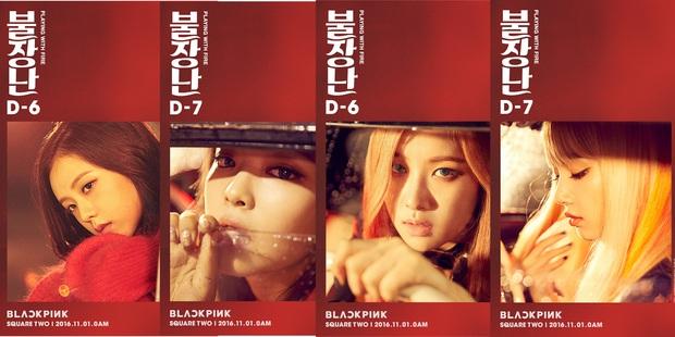 Nhìn lại Black Pink qua bao lần nhá hàng comeback: Style ngày càng thăng hạng, nhưng đặc biệt nhất là lần chơi trò đánh đố với netizen - Ảnh 3.