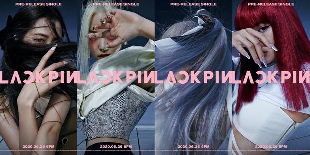 Nhìn lại Black Pink qua bao lần nhá hàng comeback: Style ngày càng thăng hạng, nhưng đặc biệt nhất là lần chơi trò đánh đố với netizen - Ảnh 7.