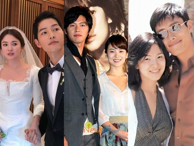 Soi Song Hye Kyo phân biệt đối xử Hyun Bin với 2 tình cũ: Kết cục anh lại là người duy nhất chưa từng cà khịa cô! - Ảnh 2.