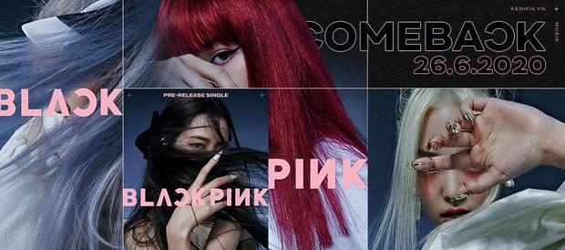 HOT: BLACKPINK tung ảnh teaser thành viên chất phát ngất, 4 bộ móng vuốt sắc lẹm và 4 màu tóc khác nhau theo concept liêu trai hiện đại? - Ảnh 11.