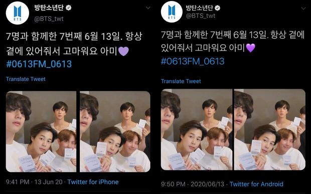 BTS sa vũng lầy y hệt nhiều sao nổi tiếng trước đây, tất cả bắt nguồn chỉ từ một chiếc iPhone ngớ ngẩn - Ảnh 2.