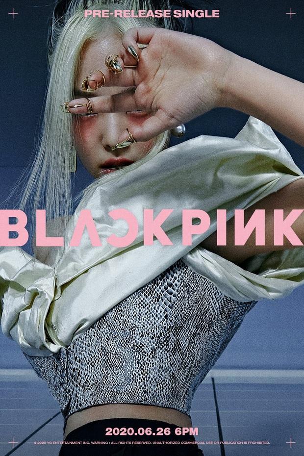 HOT: BLACKPINK tung ảnh teaser thành viên chất phát ngất, 4 bộ móng vuốt sắc lẹm và 4 màu tóc khác nhau theo concept liêu trai hiện đại? - Ảnh 1.