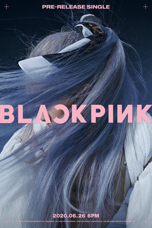 HOT: BLACKPINK tung ảnh teaser thành viên chất phát ngất, 4 bộ móng vuốt sắc lẹm và 4 màu tóc khác nhau theo concept liêu trai hiện đại? - Ảnh 4.