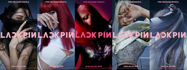Quá ấn tượng với tài design poster của fan BLACKPINK, nhưng sửng sốt hơn cả khi thấy... ảnh teaser của Lady Gaga hoá thành viên thứ 5 như thật! - Ảnh 2.
