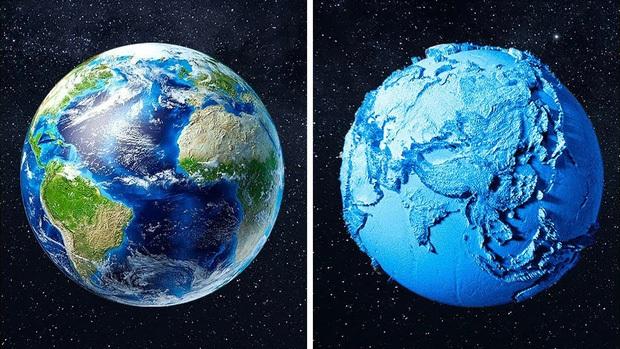 Sẽ ra sao nếu toàn bộ lượng băng trên Trái Đất tan chảy cùng một lúc? - Ảnh 3.