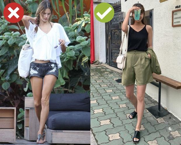 BTV thời trang đã cạch mặt 3 kiểu quần shorts sau vì nếu không lỗi mốt thì trông cũng đến là thiếu duyên - Ảnh 1.
