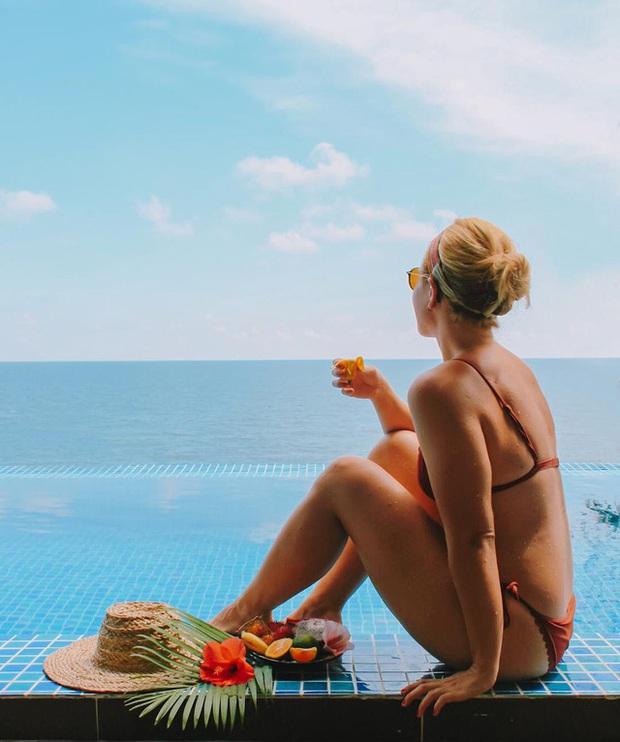 Trải nghiệm cảm giác tập yoga tại 6 resort 4 sao Phú Quốc, đầy đủ tiện nghi nhưng giá không quá 2 triệu VNĐ: Tìm kiếm bình yên giữa khung cảnh thiên nhiên trời ban - Ảnh 2.