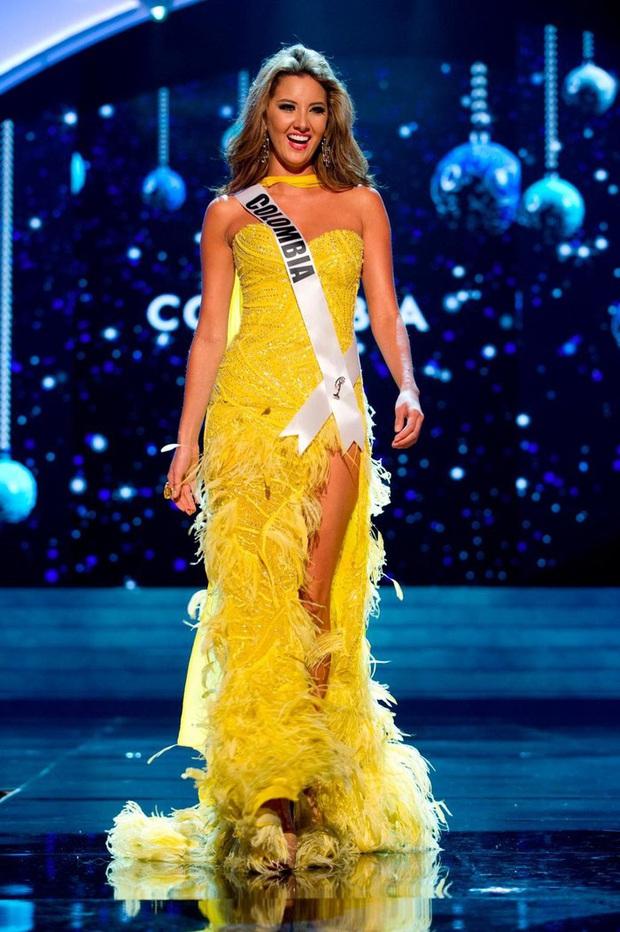 Xót xa nụ cười lạc quan cùng hình ảnh sắc vóc đỉnh cao của Hoa hậu Colombia bị cưa chân trái vì biến chứng phẫu thuật - Ảnh 4.