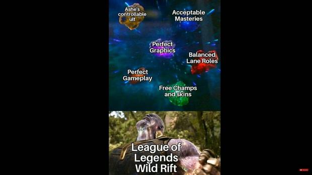 Chết cười với loạt ảnh chế LMHT: Tốc Chiến cà khịa từ Liên Quân Mobile, Mobile Legends: Bang Bang đến cả Riot Games - Ảnh 2.