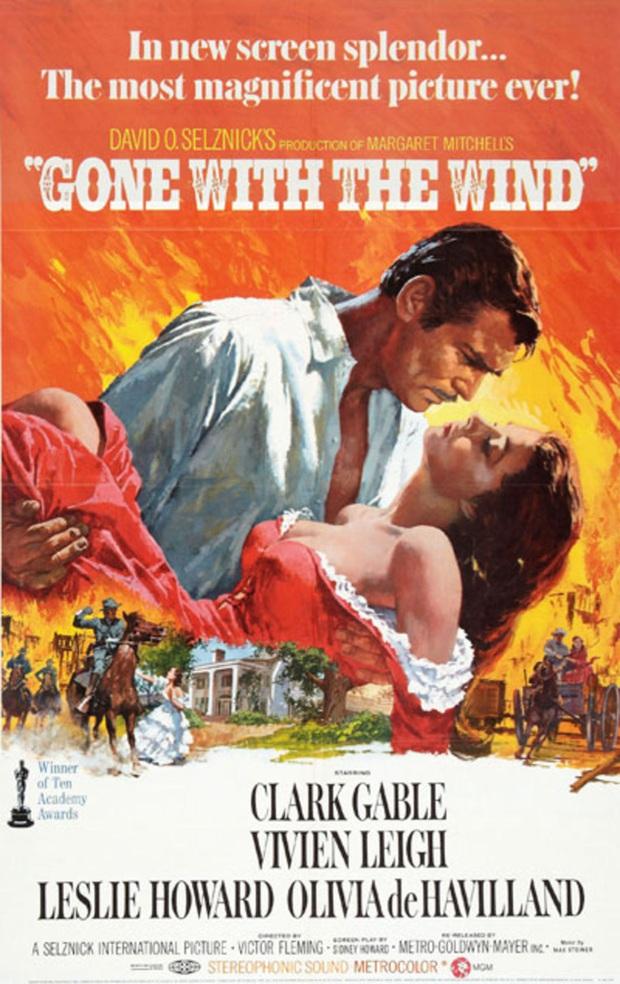 Cuốn Theo Chiều Gió: Biểu tượng điện ảnh gây tranh cãi - Ảnh 1.