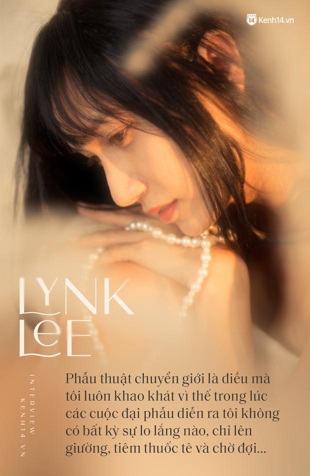 Lynk Lee kể chuyện bị gạ gẫm hậu chuyển giới, lần đầu trải lòng về lời miệt thị: Tôi sẽ lấy chúng làm động lực để ngày càng phải đẹp lên xuất sắc - Ảnh 3.