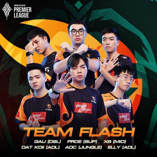 BLV Liên Quân Mobile hé lộ: Team Flash từng bị xem thường nhờ sân nhà sau chức vô địch thế giới AWC - Ảnh 3.
