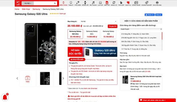 Samsung Galaxy S20 Ultra giảm giá bất ngờ sau 3 tháng ra mắt, nhưng iPhone 11 Pro Max vẫn là hàng hot - Ảnh 3.