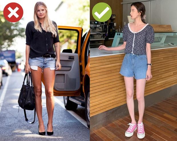 BTV thời trang đã cạch mặt 3 kiểu quần shorts sau vì nếu không lỗi mốt thì trông cũng đến là thiếu duyên - Ảnh 4.