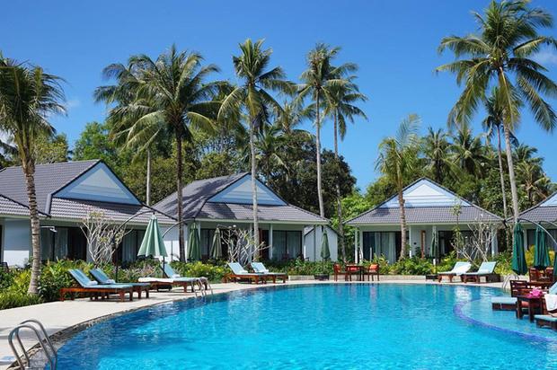 Trải nghiệm cảm giác tập yoga tại 6 resort 4 sao Phú Quốc, đầy đủ tiện nghi nhưng giá không quá 2 triệu VNĐ: Tìm kiếm bình yên giữa khung cảnh thiên nhiên trời ban - Ảnh 4.
