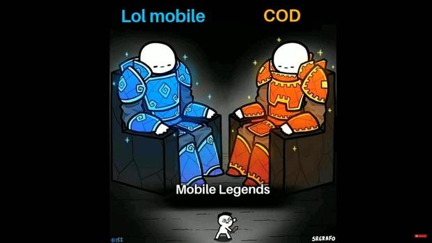 Chết cười với loạt ảnh chế LMHT: Tốc Chiến cà khịa từ Liên Quân Mobile, Mobile Legends: Bang Bang đến cả Riot Games - Ảnh 4.