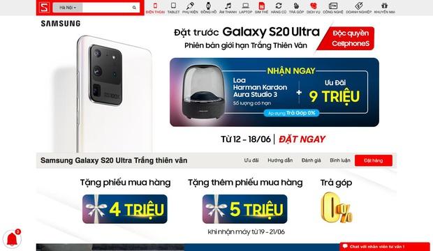 Samsung Galaxy S20 Ultra giảm giá bất ngờ sau 3 tháng ra mắt, nhưng iPhone 11 Pro Max vẫn là hàng hot - Ảnh 4.