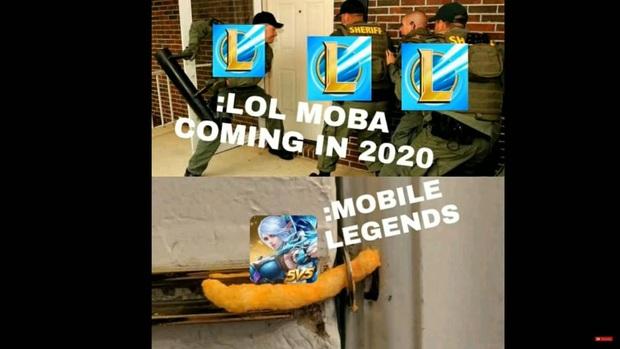Chết cười với loạt ảnh chế LMHT: Tốc Chiến cà khịa từ Liên Quân Mobile, Mobile Legends: Bang Bang đến cả Riot Games - Ảnh 6.