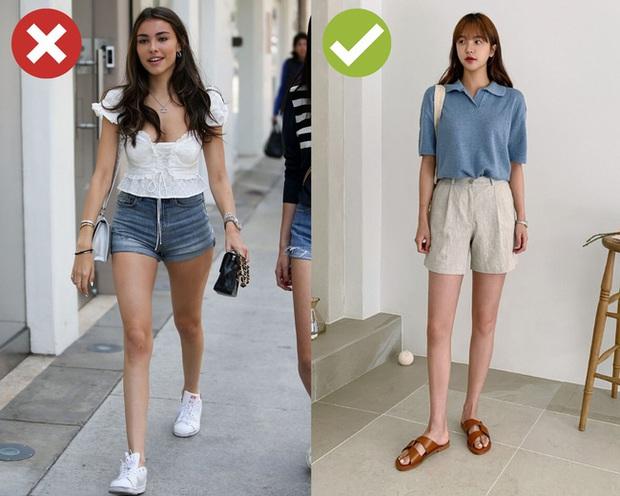 BTV thời trang đã cạch mặt 3 kiểu quần shorts sau vì nếu không lỗi mốt thì trông cũng đến là thiếu duyên - Ảnh 7.