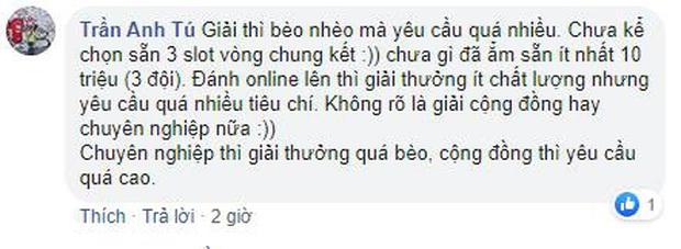 VNG cuối cùng cũng tổ chức giải đấu Mobile Legends: Bang Bang, dân tình cảm thán giải cộng đồng sao lắm điều khoản - Ảnh 8.