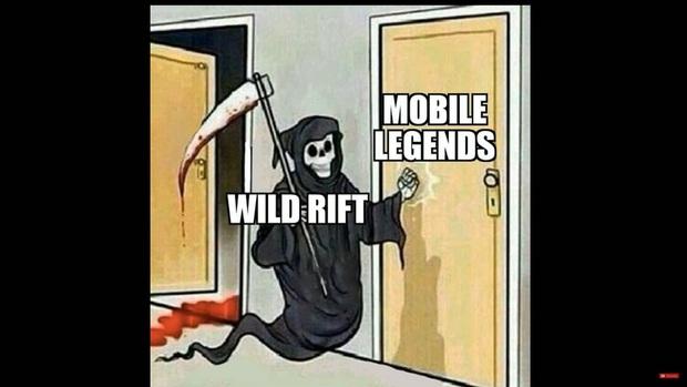 Chết cười với loạt ảnh chế LMHT: Tốc Chiến cà khịa từ Liên Quân Mobile, Mobile Legends: Bang Bang đến cả Riot Games - Ảnh 8.