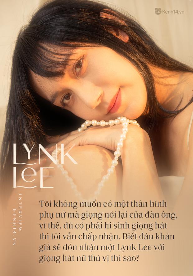Lynk Lee kể chuyện bị gạ gẫm hậu chuyển giới, lần đầu trải lòng về lời miệt thị: Tôi sẽ lấy chúng làm động lực để ngày càng phải đẹp lên xuất sắc - Ảnh 14.
