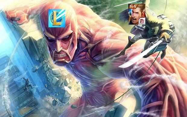 Chết cười với loạt ảnh chế LMHT: Tốc Chiến cà khịa từ Liên Quân Mobile, Mobile Legends: Bang Bang đến cả Riot Games - Ảnh 9.