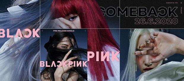Bức ảnh viral nhất ngày hôm nay: BLACKPINK mượn ý tưởng từ.... truyện cổ tích Việt Nam cho tạo hình poster comeback? - Ảnh 4.