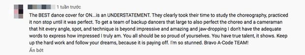 Nhóm nhảy Việt Nam dance cover On (BTS) khiến fan quốc tế trầm trồ: Khẳng định BTS phải xem video, còn tưởng Big Hit quay phiên bản MV mới? - Ảnh 7.