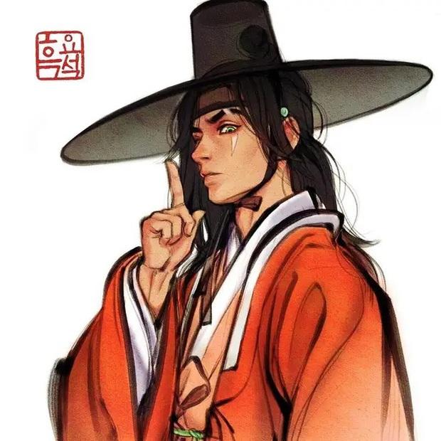 Loạt ảnh đẹp hết nấc khi các nhân vật trong phim Disney khoác lên mình những bộ trang phục truyền thống của Hàn Quốc - Ảnh 6.