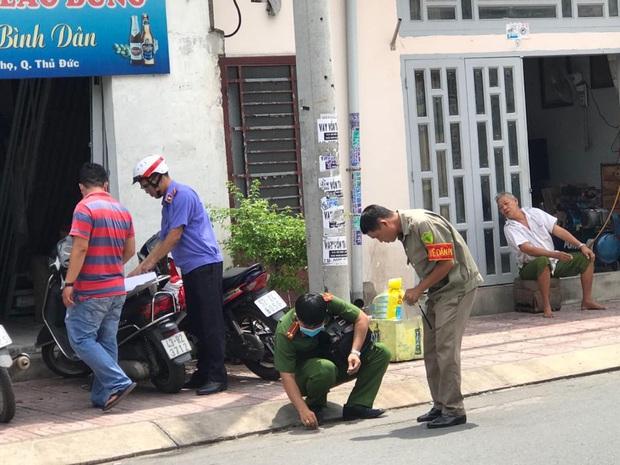 Phi công trẻ dùng dao đuổi chém người tình rồi định tự sát trên đường phố Sài Gòn - Ảnh 1.