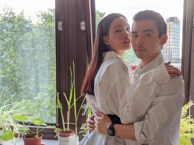 Chà Mi lần đầu công khai tình yêu với bạn trai ngoại quốc, mối tình 3 năm sắp đi đến hôn nhân - Ảnh 2.
