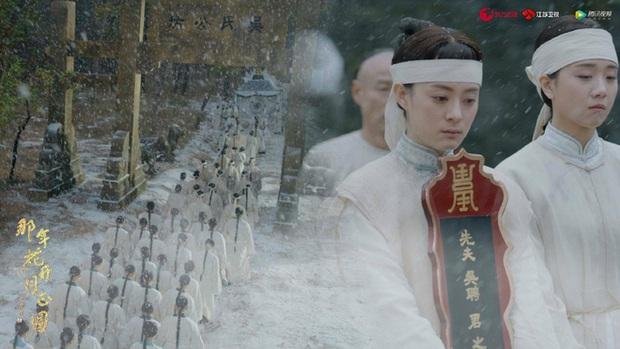 7 phân cảnh bi ai tột đỉnh ở phim Trung: Đau lòng nhất là khi nhìn Tôn Lệ ôm quan tài gào khóc - Ảnh 14.