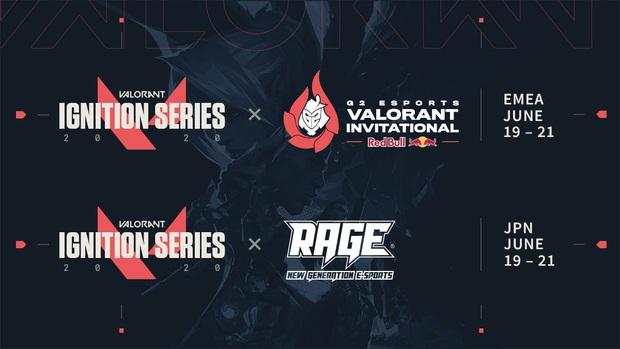 Riot Games bắt đầu ném tiền cho Valorant: Sẽ tổ chức đại hội eSports đầu tiên tại châu Âu và Nhật Bản - Ảnh 2.