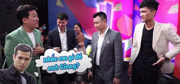 Trường Giang buột miệng để lộ chuyện Trương Thế Vinh bị huỷ đám cưới ở phút 89 trong hậu trường: Số nhọ là đây! - Ảnh 3.
