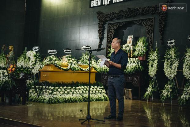 Đám tang BTV/MC Diệu Linh: Ngủ ngon và về với bình yên nhé! - Ảnh 15.