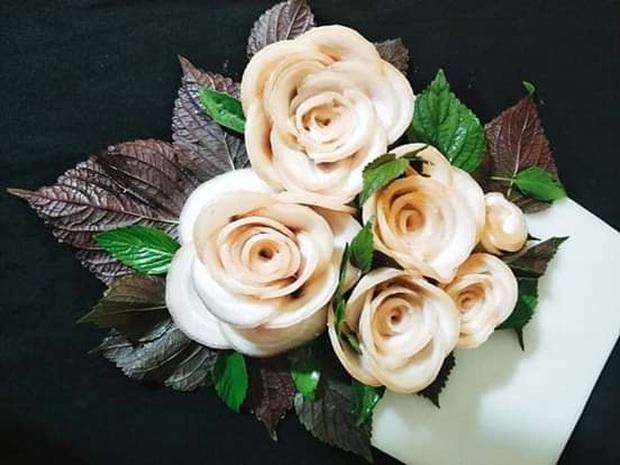 """Mẹ đảm khoe đoá hoa hồng """"cây nhà lá vườn"""" khiến dân mạng bái phục sát đất, rần rần xin công thức """"trồng"""" - Ảnh 4."""
