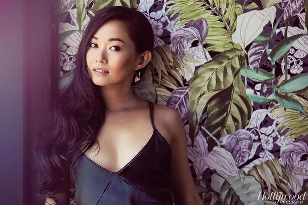 Nữ diễn viên gốc Việt bị cắt vai khỏi phim Disney nhưng may quá phim thảm họa nên chị cũng mặc kệ! - Ảnh 1.