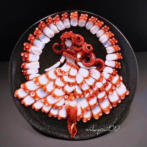 """Chỉ là """"tay ngang"""" nhưng cách thể hiện món ăn lại vô cùng xuất sắc bảo sao hàng chục ngàn người bấn loạn trước tài bếp núc của ông bố Nhật Bản này! - Ảnh 1."""