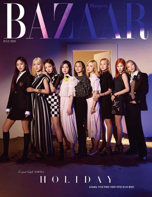 Twice bị chê tơi tả khi diện hàng hiệu lên bìa tạp chí nhưng đã có pha phản dame ngoạn mục khiến netizen câm nín - Ảnh 1.