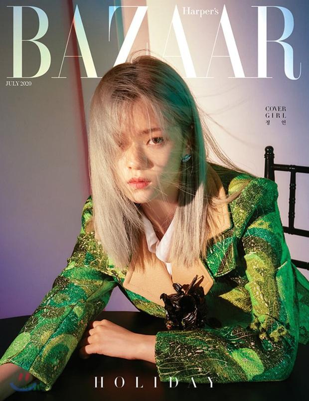 Twice bị chê tơi tả khi diện hàng hiệu lên bìa tạp chí nhưng đã có pha phản dame ngoạn mục khiến netizen câm nín - Ảnh 2.