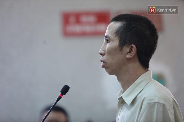 Xử phúc thẩm vụ nữ sinh giao gà, Bùi Văn Công nói to Không phải kháng cáo gì hết, đứa nào có tội thì tử hình luôn - Ảnh 2.