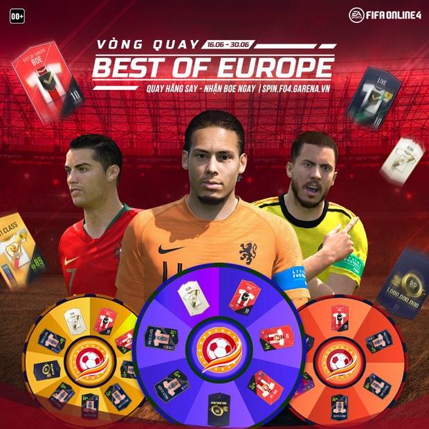 FIFA Online 4: Game thủ nơm nớp sợ nát game vì Garena tung hẳn thẻ +8 trong sự kiện mới nhất - Ảnh 1.
