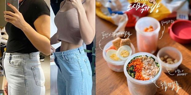 Nàng béo xứ Hàn giảm 15kg, lấy lại vòng eo thon săn chắc nhờ tự tay điều chỉnh chế độ ăn tiêu mỡ: Cách chế biến sẽ giúp bạn ăn kiêng ngon miệng hơn - Ảnh 1.