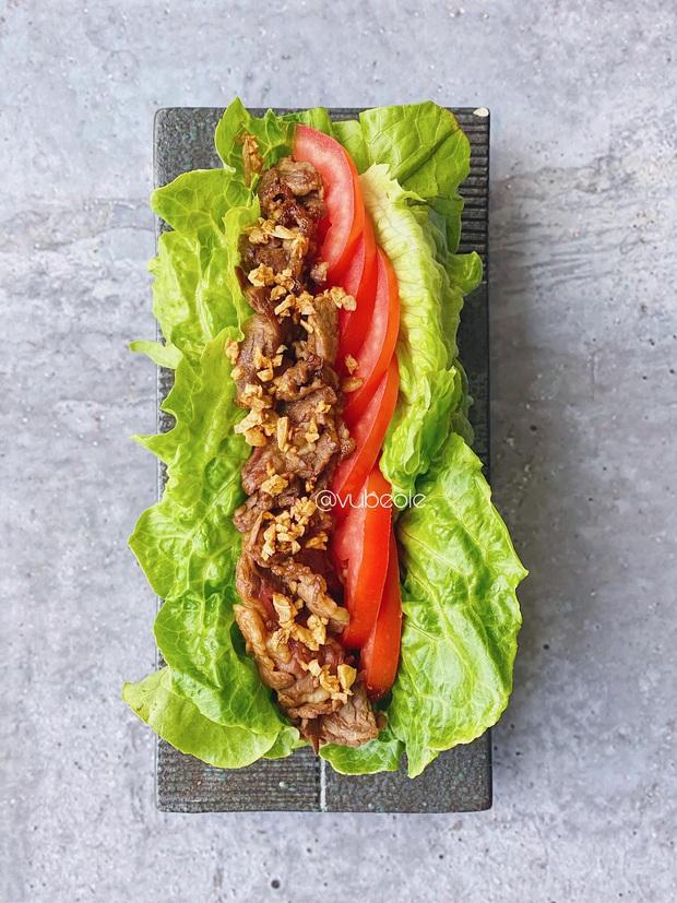 Chàng trai Hà Thành chia sẻ thực đơn Eat Clean buổi trưa trong 7 ngày theo style Nhật Bản: ngon - giảm cân - khỏe mạnh - Ảnh 8.