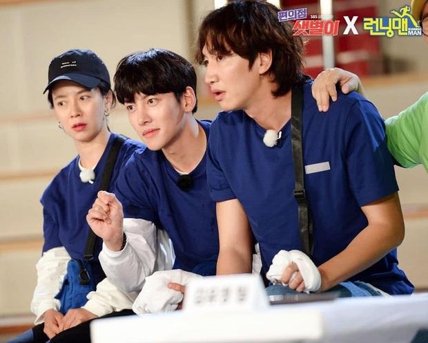 Trở lại Running Man, Ji Chang Wook khiến cả Lee Kwang Soo & Song Ji Hyo phải dùng... bạo lực - Ảnh 4.