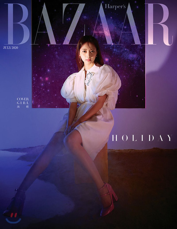 Twice bị chê tơi tả khi diện hàng hiệu lên bìa tạp chí nhưng đã có pha phản dame ngoạn mục khiến netizen câm nín - Ảnh 3.