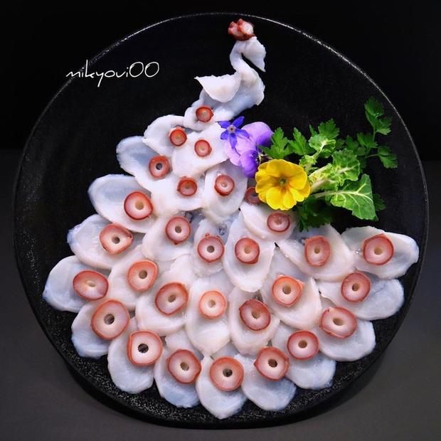 """Chỉ là """"tay ngang"""" nhưng cách thể hiện món ăn lại vô cùng xuất sắc bảo sao hàng chục ngàn người bấn loạn trước tài bếp núc của ông bố Nhật Bản này! - Ảnh 20."""