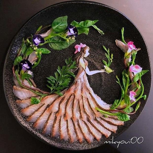 """Chỉ là """"tay ngang"""" nhưng cách thể hiện món ăn lại vô cùng xuất sắc bảo sao hàng chục ngàn người bấn loạn trước tài bếp núc của ông bố Nhật Bản này! - Ảnh 22."""
